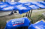 Campus des Jeunes Républicains au Touquet-Paris-Plage, samedi 26 aoüt 2017 - 2017©Jean-Claude Coutausse / french-politics pour Le Monde