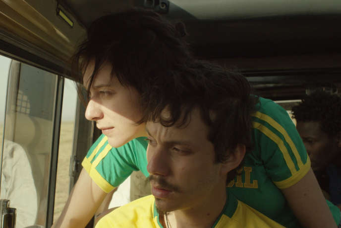 Caroline Abras et Joao Pedro Zappa dans le film brésilien de Fellipe Barbosa,«Gabriel et la montagne» («Gabriel e a Montanha»).
