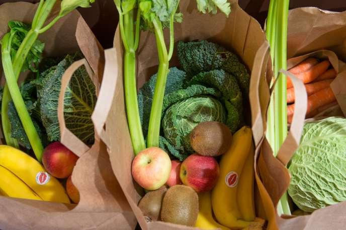 En2016, les Français ont dépensé 7milliards d'euros pour s'offrir une alimentation bio.