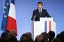« Au début des années 1990, les premières démarches mondiales sur la réduction des énergies fossiles se sont heurtées à la forte résistance des lobbys industriels américains, poussant les Etats-Unis à refuser tout accord contraignant» (Photo: Emmanuel Macron, le 29 août, à Paris).