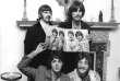 Ringo Starr, George Harrison, Paul McCartney et John Lennon, à New York, le 20 mai 1967.