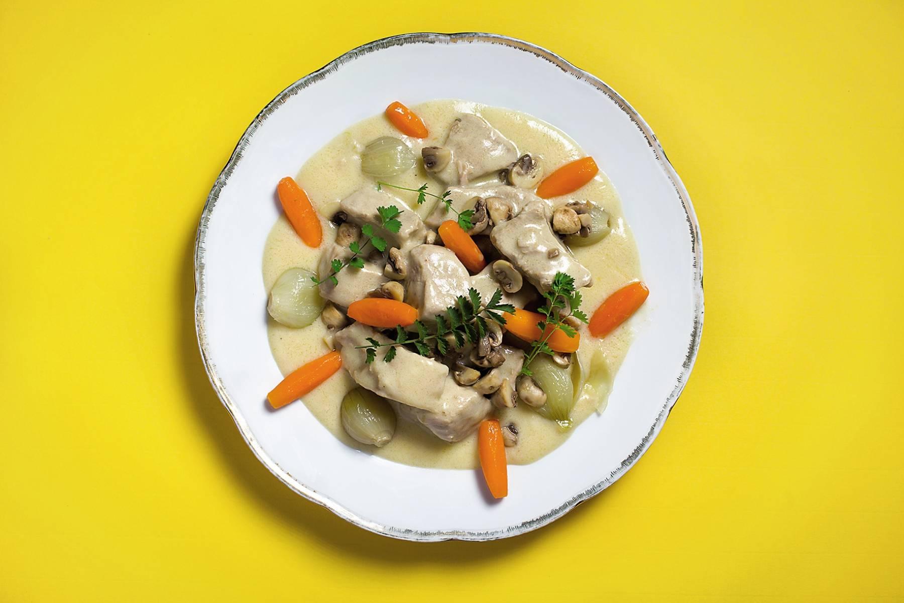 blanquette de veau : la recette traditionnelle de patrick rambourg
