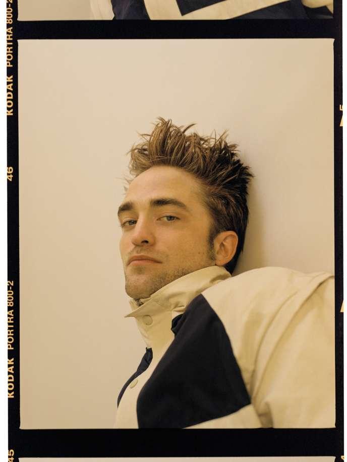 Robert Pattinson, le 6 juillet 2017 à Paris.