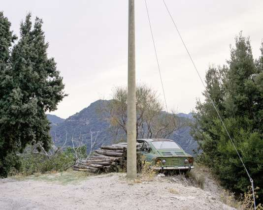 No man's landen périphériede San Nicola,près de la côtetyrrhénienne.