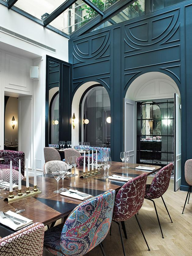 L'Hôtel Bachaumont, à Paris 2e, a ouvert un créneau de réservations de chambres durant la journée.