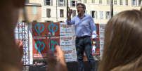 Discours final de Jean Luc Melenchon, lors des Amfis d'été de la France Insoumise, Marseille, 27 août 2017.