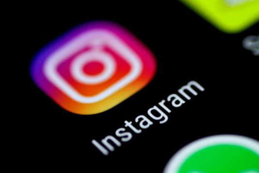 L'application Instagram.
