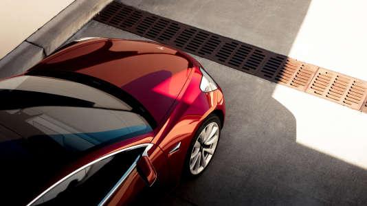 Le Model 3 devrait être commercialisé en Europe en 2018.