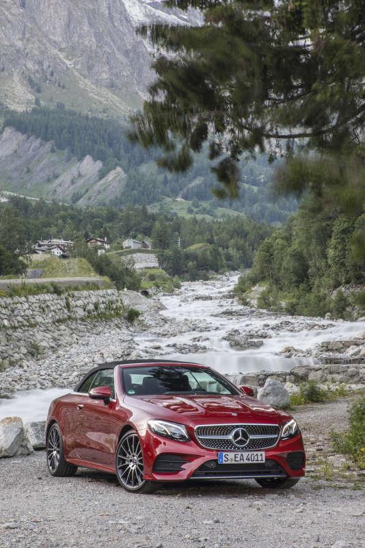 Le tarif d'entrée de ce véhicule long de 4,83 mètresfrôle les 60 000 euros.