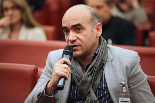 Boris Faure, le 8 décembre 2012.