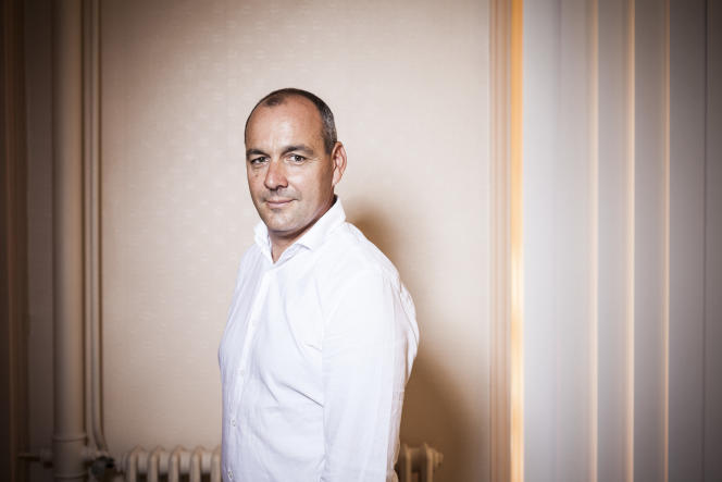 Laurent Berger, secrétaire général de la CFDT, le 30 août 2017.