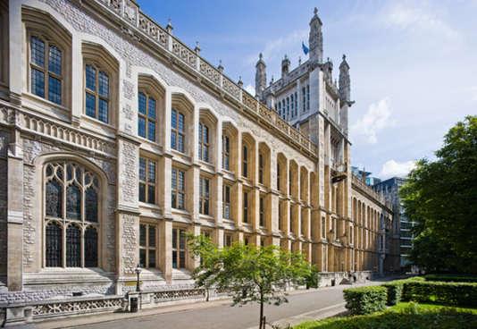 La Maughan Library, l'une des bibliothèques de King's College à Londres.