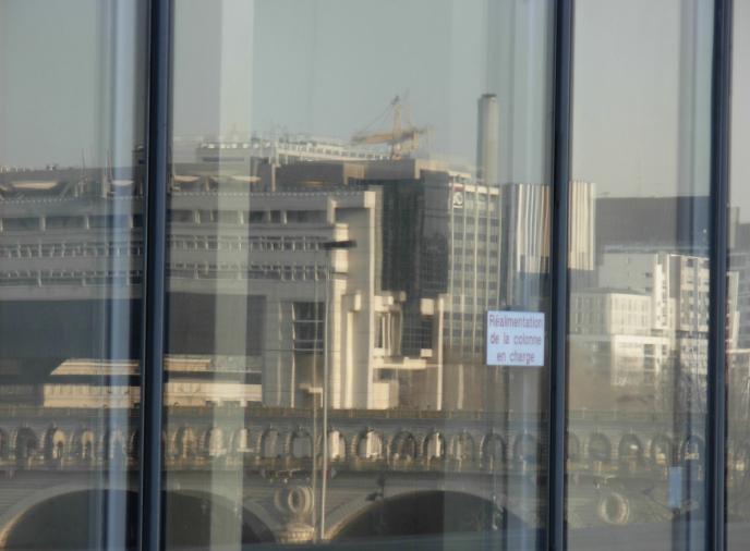 «Les grands corps de l'Etat, par exemple l'Inspection des finances, dominent toujours l'élaboration des politiques économiques». (Photo : Le ministère de l'économie et des finances de Bercy, à Paris).