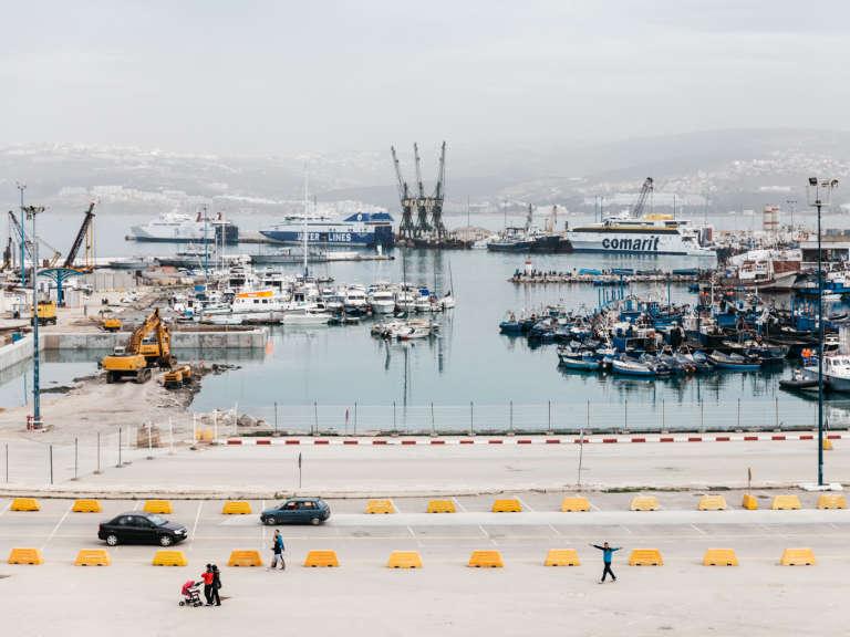 Le port de Tanger