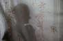 Kalila poses for a portrait in Lebanon on Monday, June 2, 2014.  *** Local Caption *** Conflit syrien, guerre civile, sante, medecine, pauvrete, precarite . Silhouette  Syrian Refugee Lebanon Human Organ Trade Civil War syria conflict refugee organ mideast