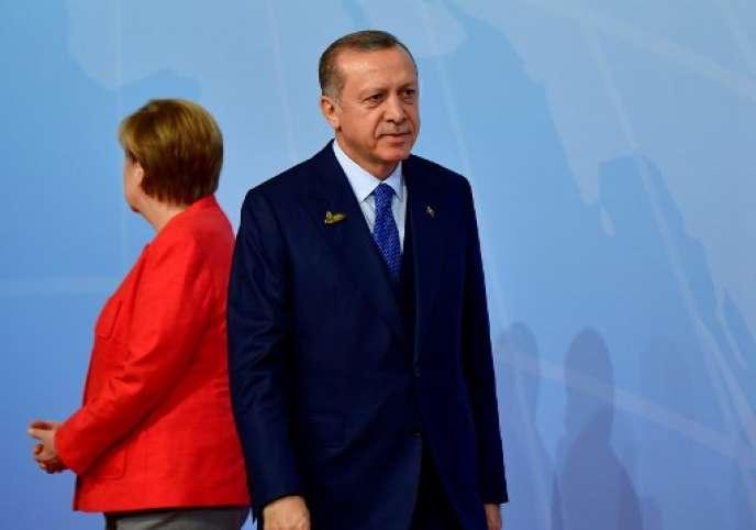 Les relations entre la Turquie et l'Allemagne se sont particulièrement tendues depuis le putsch manqué du 15 juillet 2016.
