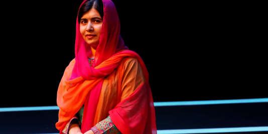 Malala Yousafzai, à Mexico, le 1er septembre.