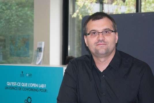 Benjamin Six, directeur de l'innovation à l'Essec.