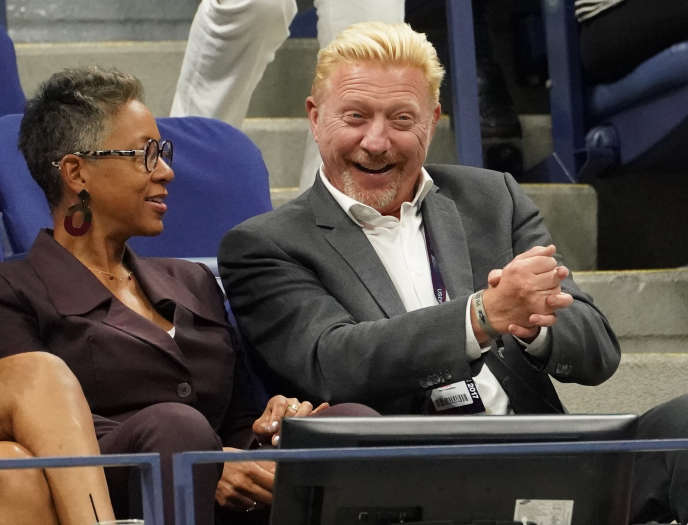 Boris Becker, en septembre 2017 à New York.