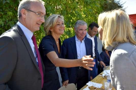 Samedi 2 septembre, à La Baule, plusieurs ténors Républicains, dont Valérie Pécresse, ont débattu samedi de l'avenir de LR.
