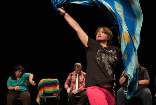 «Disabled Theatre», de Jérôme Bel.
