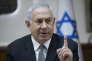 Le premier ministre israélien,Benyamin Nétanyahou, à Jérusalem, le 3 septembre.