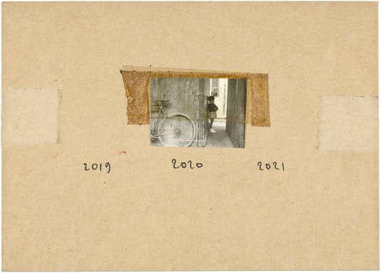 Très jeune, Guy Bourdin était sûr de sa vocation d'artiste. Cesphotos étaient certainement destinées à être exposées.