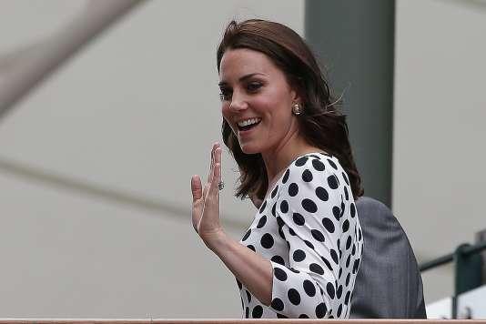 Le magazine « Closer» avait publié en2012 des photos de Kate Middleton seins nus.