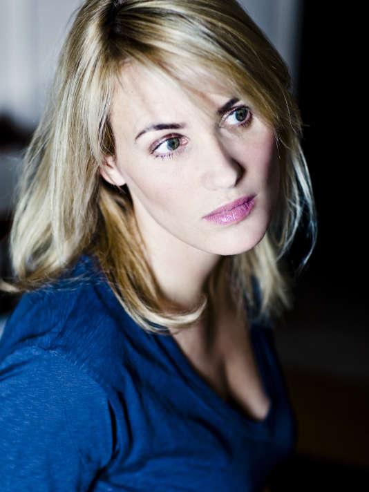 L'actrice française Judith Godrèche.