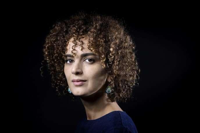 L'écrivaine Leïla Slimani à Paris, en septembre 2016.