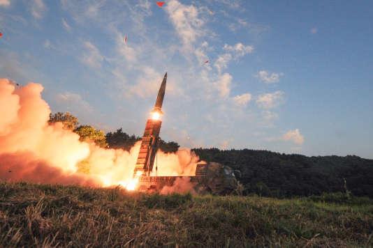 Le défi nucléaire de la Corée du Nord inquiète le monde