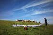 Le vol rando combinela randonnée et le parapente.