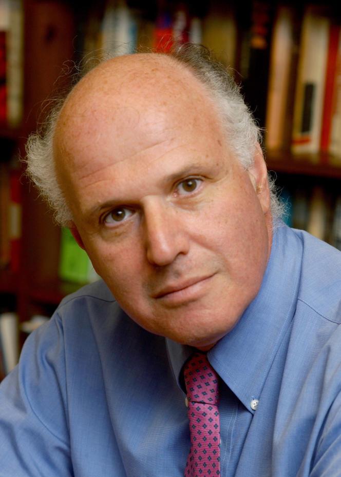 L'historien américain Jay Winter.