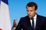Emmanuel Macron, à l'Elysée, le 5 septembre.