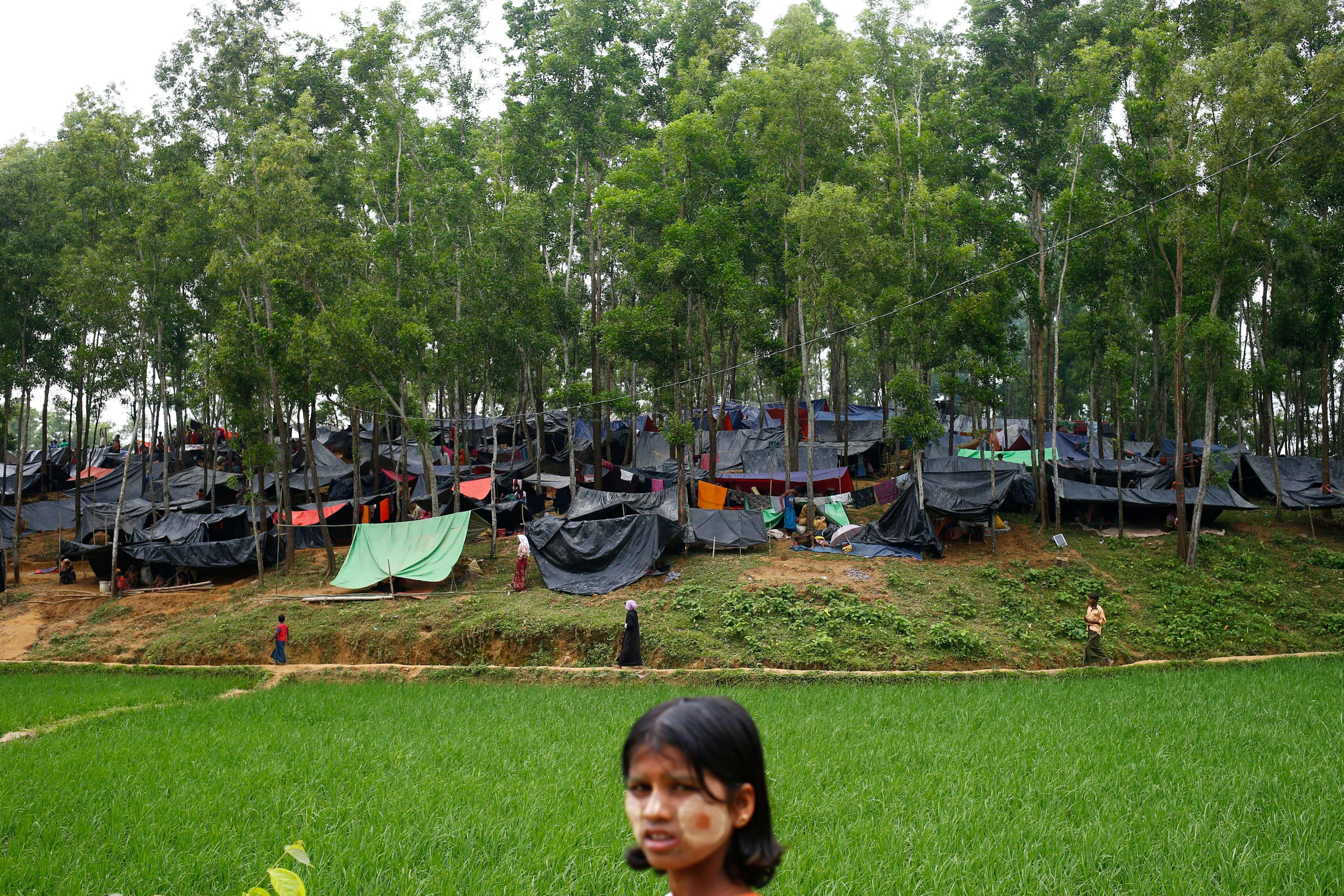 Le secrétaire général de l'Organisation des Nations unies, Antonio Guterres, a réagi la semaine dernière pour appeler les forces de sécurité birmanes à fairepreuve de «retenue» afin d'éviter une «catastrophe humanitaire».