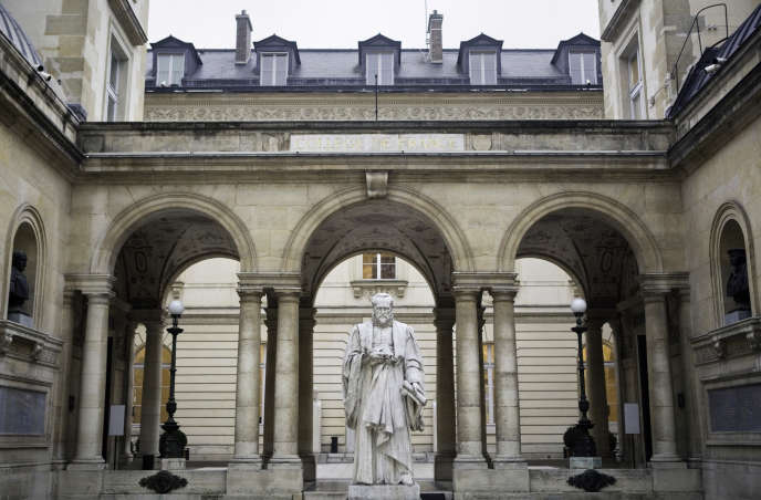 585e23912d27da Classement mondial des universités THE 2018   la France continue de «  sous-performer »