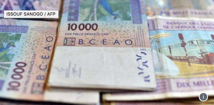 Le franc CFA est en cours dans huit pays d'Afrique de l'Ouest et six pays d'Afrique centrale.