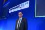 Jean-Marc Janaillac, PDG d'Air France-KLM, en février, à Paris.