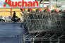 Hypermarché Auchan, à Englos (Nord), en 2012.