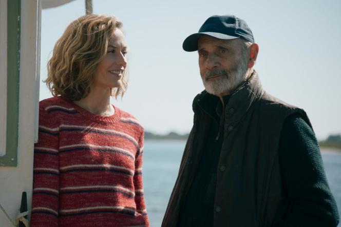 Cécile de France et Guy Marchand dans«Otez-moi d'un doute», de Carine Tardieu.