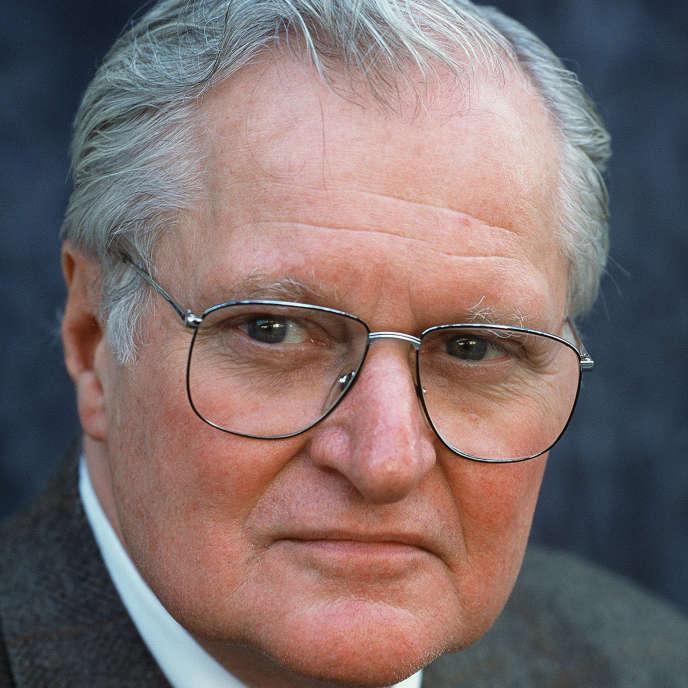 John Ashbery, en 1996.