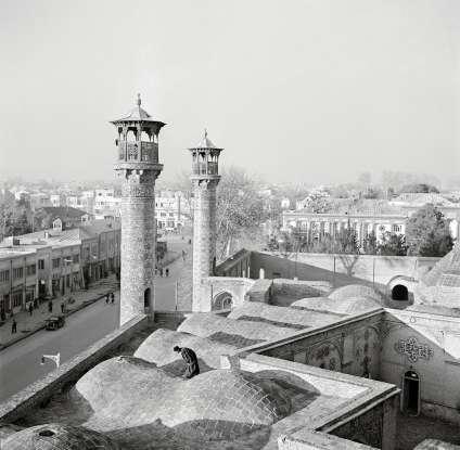 Téhéran vers 1948.
