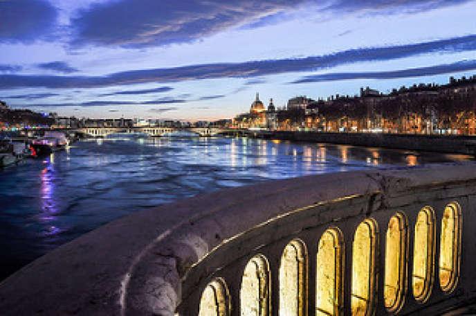 Lyon classée meilleure ville étudiante en 2017.