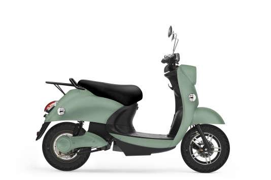Unu, petit scooter allemand minimaliste et accessible.
