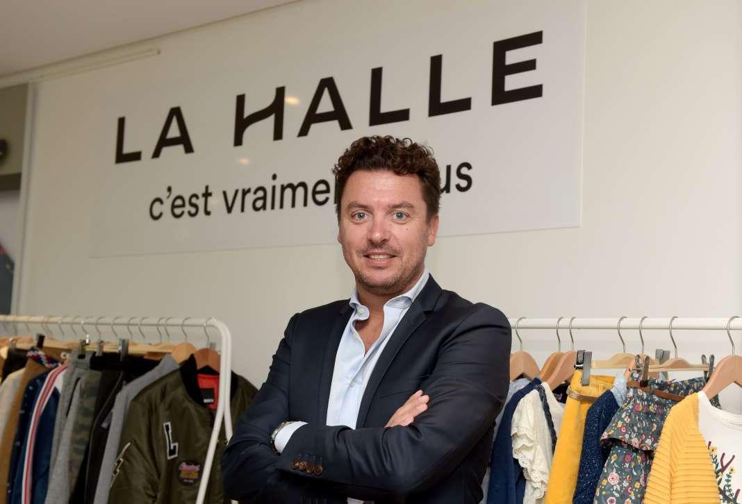 Philippe Thirache, directeur général de La Halle, mercredi 6 septembre.