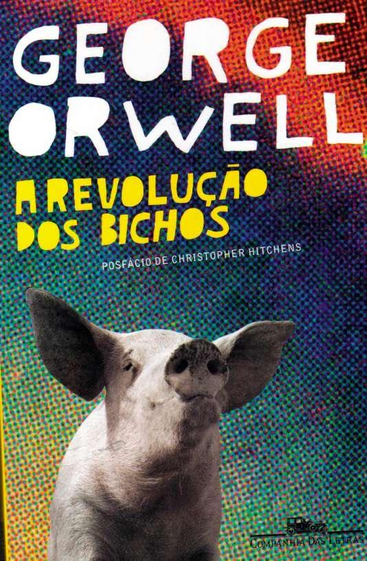 47 000 exemplaires de « La Ferme des animaux» ont déjà étévendus au Brésil depuis le début de l'année.