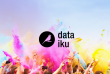 Capture d'écran du site de Dataiku.