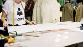 Les collaboratrices d'Isabel Marant s'habillent en… Isabel Marant.