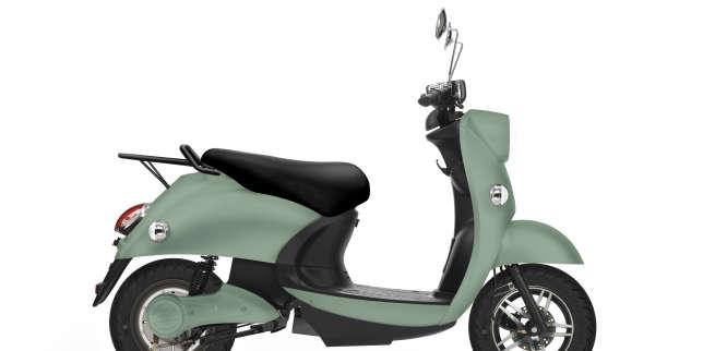 banc d essai les scooters propres. Black Bedroom Furniture Sets. Home Design Ideas