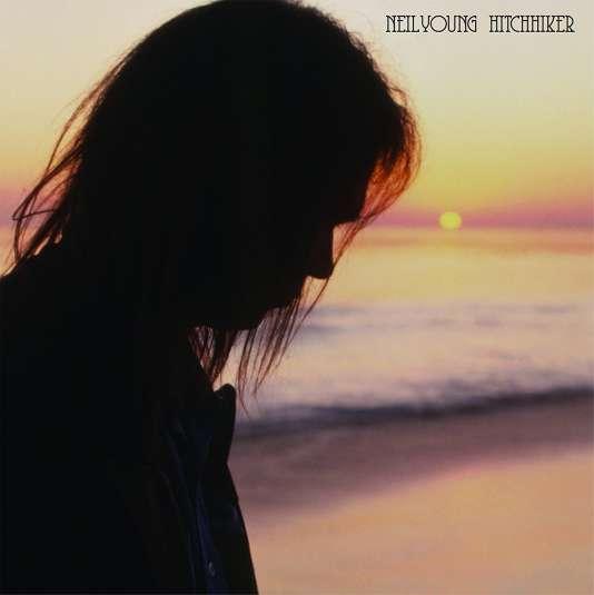 Pochette de l'album« Hitchhiker», de Neil Young.
